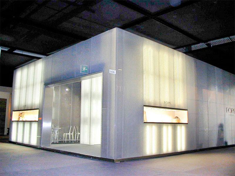 decoracin exterior de fachadas con materiales plsticos