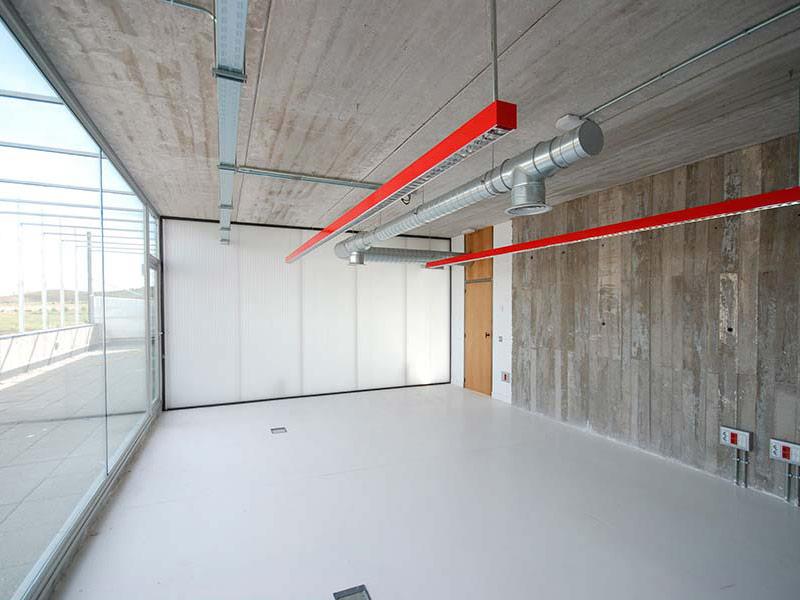 Ipp paredes de pl stico luminosas policarbonato - Cerramientos de metacrilato ...