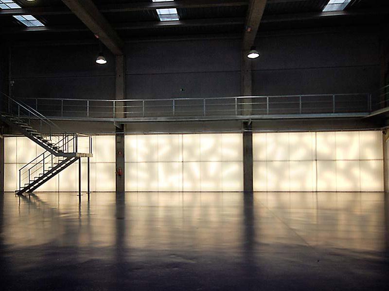 Ipp paredes paneles retroiluminadas de policarbonato o for Laminas de plastico para paredes