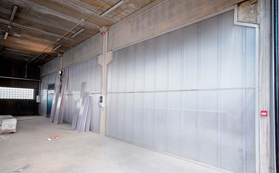 Ipp cerramientos y paredes con materiales pl sticos - Cerramientos de metacrilato ...