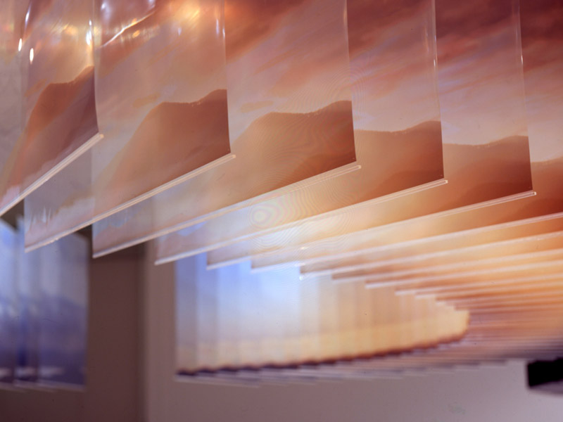 Ipp os presenta arte conceptual con planchas de metacrilato - Planchas metacrilato madrid ...