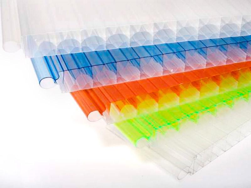 Ipp policarbonato celular para construcci n y arquitectura - Placa de policarbonato celular ...