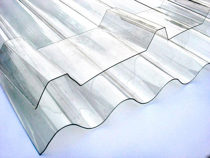 Ipp policarbonato corrugado para cubiertas de edificios y - Placa de policarbonato precio ...
